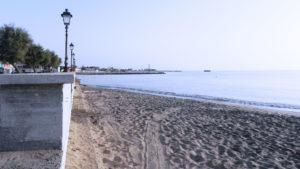 lungo mare San Cataldo